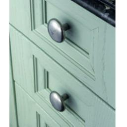 Hetton Pewter Cupboard Knob - 3 sizes