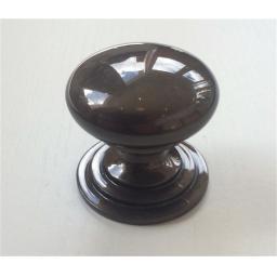 Dark Bronze Cupboard Knob