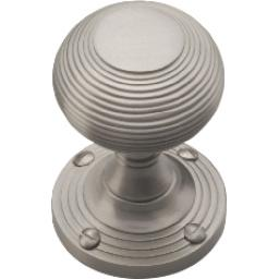 Satin Nickel Queen Anne Door Knob