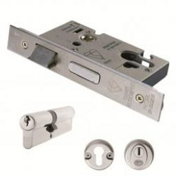 HIGH SECURITY ARCHITECTURAL QUALITY EURO PROFILE SASHLOCK