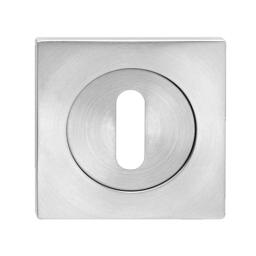 Karcher Design Square Keyhole Escutcheon