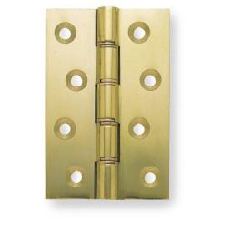 Brass Phosphor Bronze Washered Hinges