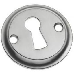 LARGE OPEN ESCUTCHEON