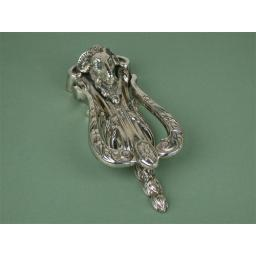 RAMS HEAD KNOCKER