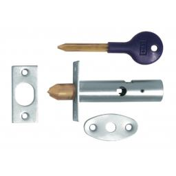 SECURITY MORTICE BOLT
