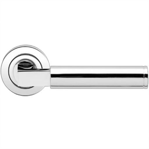 Karcher Tasmania Lever On Round Rose Polished