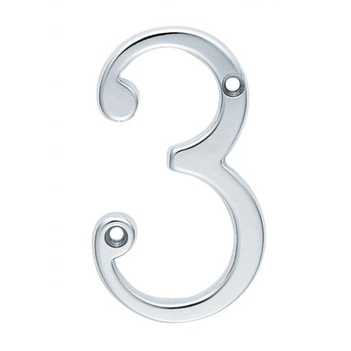 """3"""" NUMERALS"""