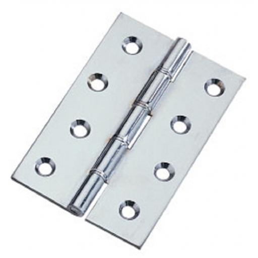 CHROME PLATED HINGES