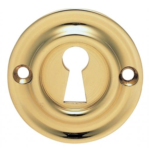 LARGE QUALITY ESCUTCHEON