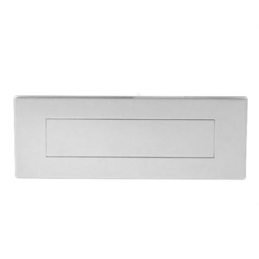 Stainless Steel Letter Plate