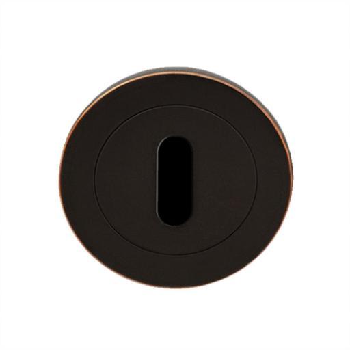 Karcher Design Keyhole Escutcheon