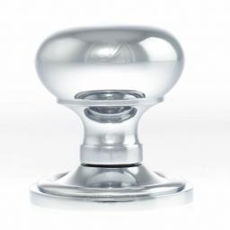 Mushroom Knob in Polished Chrome side view.jpg