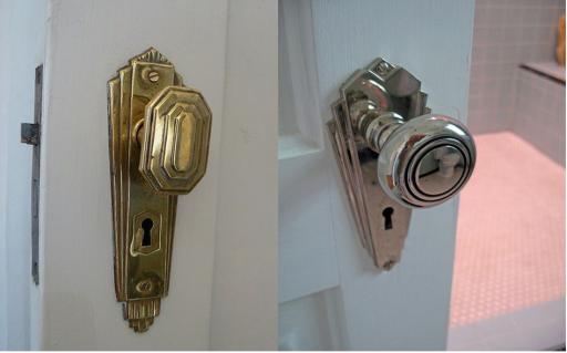 1930s Door Handles