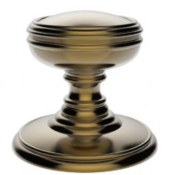 Delamain Plain Knob in Florentine Bronze