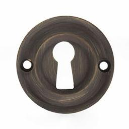 Open Key Escutcheon in Urban Bronze.jpg