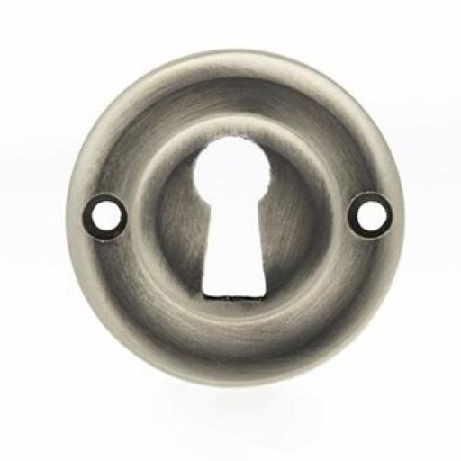Open Key Escutcheon in Matt Gun Metal.jpg