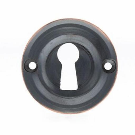 Open Key Escutcheon in Antique Copper.jpg