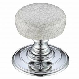 Porcelain Mortice Knob Grey Crackle Polished Chrome.jpg