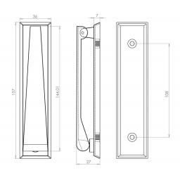 Contemporary Door Knocker Dimensions JV2.jpg