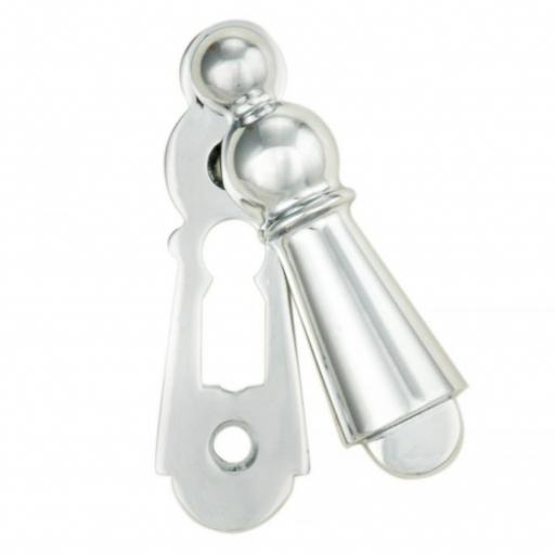 Delamain Large Covered Escutcheon Polished Chrome.jpg