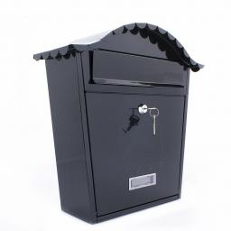 Classic Post Box Black
