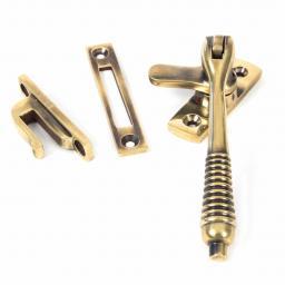 Aged Brass Reeded Fastener Locking .jpg