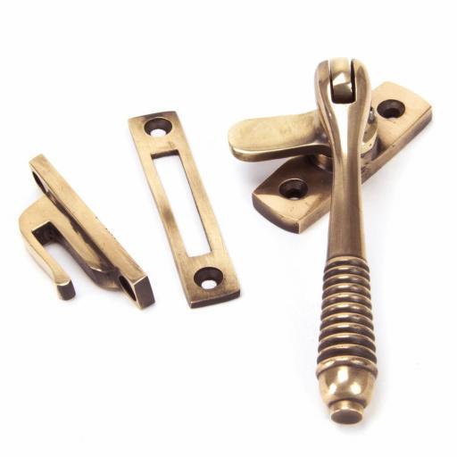 Polished Bronze Reeded Fastener Locking .jpg