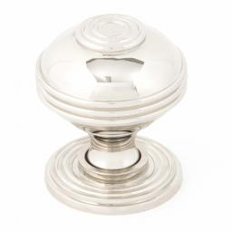 Polished Nickel Prestbury Cabinet Knob Large.jpg