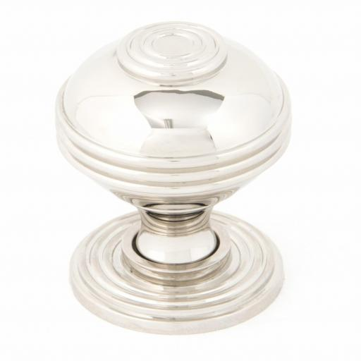Polished Nickel Prestbury Cabinet Knob