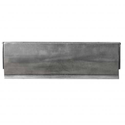 Genuine Pewter Letter Tidy